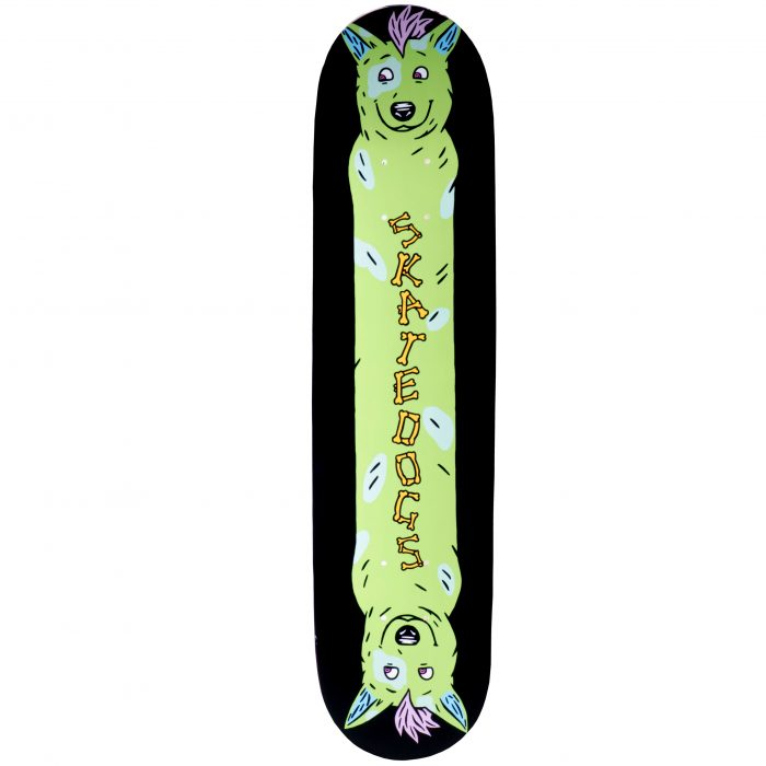 Skateboard Uses: Deck Only (use Skateboard Customizer For Complete
